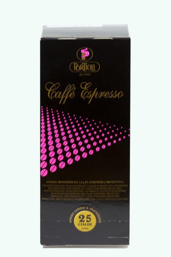 Кофе Portioli Espresso в чалдах