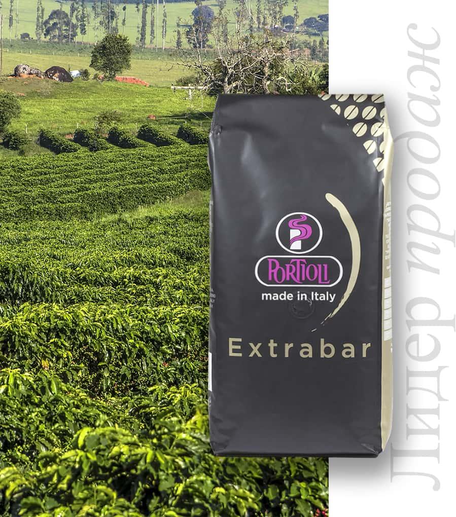 Portioli Extrabar promo CoffeeShopper.ru