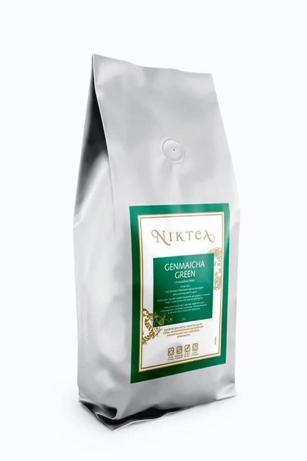 Чай Genmaicha Green CoffeeShopper.ru
