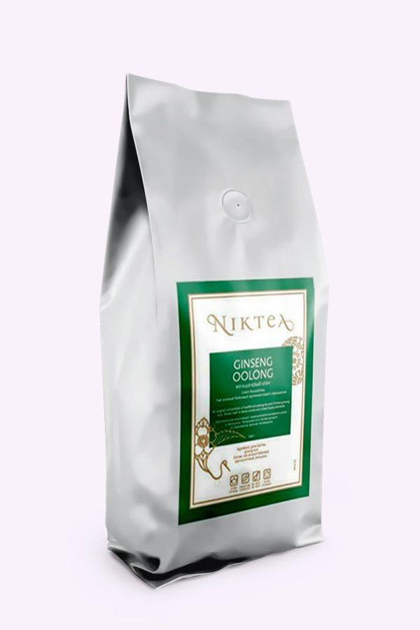 Чай Ginseng Oolong Coffeeshopper.ru