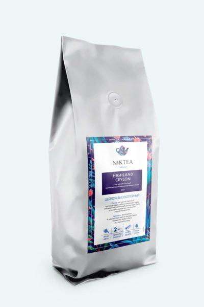 Чай Highland Сeylon - Цейлон Высокогорный