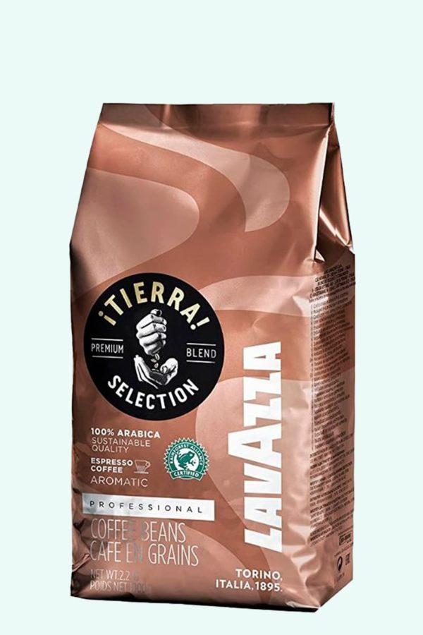 Кофе Lavazza Tierra Selection CoffeeShopper.ru