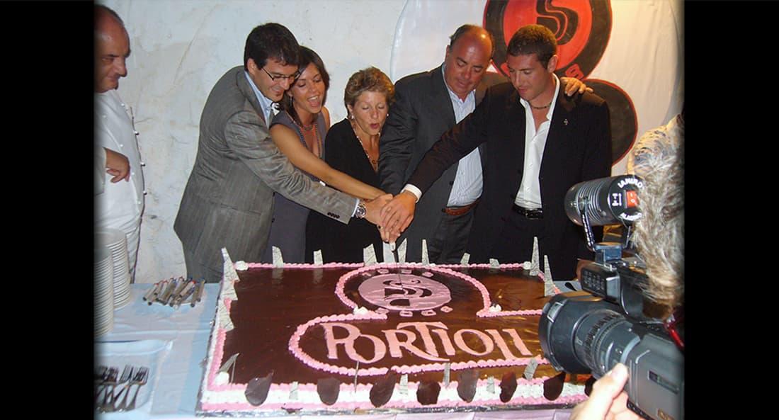 50 лет первому эспрессо от Portioli