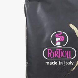 Кофе Portioli в зёрнах
