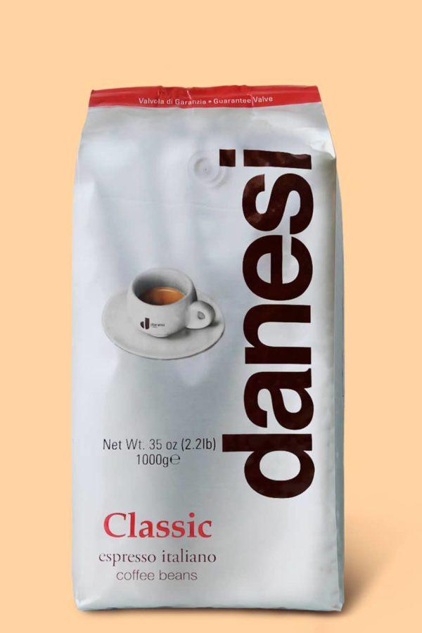 Кофе Danesi Classic в зёрнах