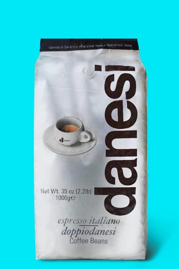Кофе Danesi doppio в зёрнах