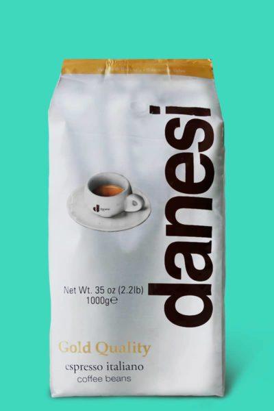 Кофе Danesi Gold Quality в зёрнах