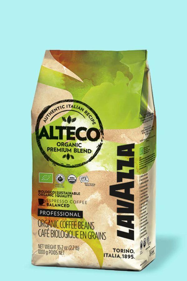 Кофе lavAzza alteco в зёрнах