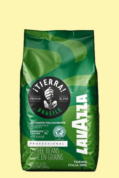 Кофе Lavazza Tierra Brasile в зёрнах